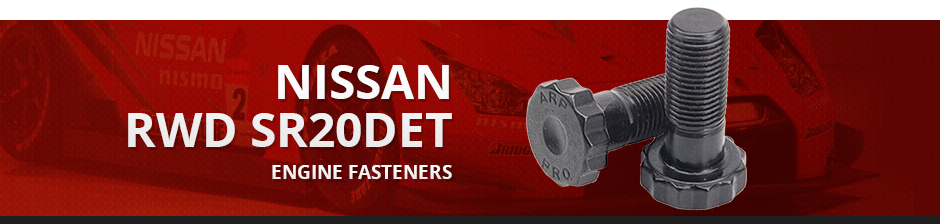 NISSAN RWD SR20DET ENGINE FASTENERS
