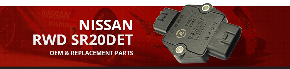 NISSAN RWD SR20DET OEM & REPLACEMENT PARTS