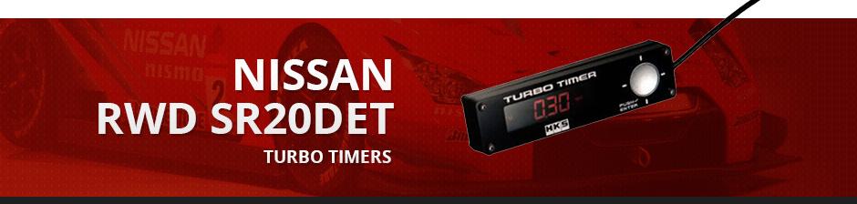 NISSAN RWD SR20DET TURBO TIMERS