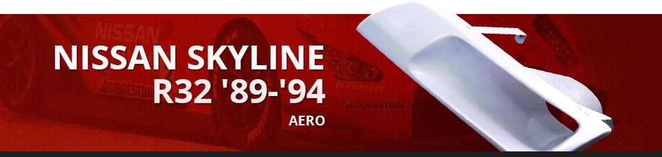 NISSAN SKYLINE R32 '89-'94 AERO