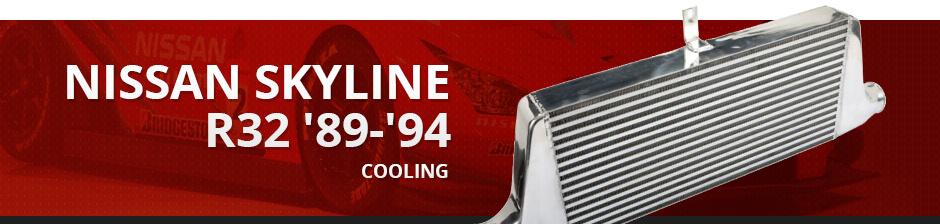 NISSAN SKYLINE R32 '89-'94 COOLING