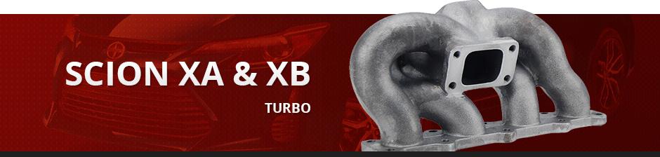 SCION XA & XB TURBO