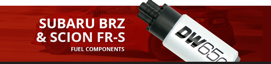 SUBARU BRZ & SCION FR-S FUEL COMPONENTS