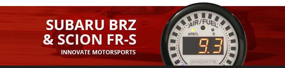 SUBARU BRZ & SCION FR-S INNOVATE MOTORSPORTS