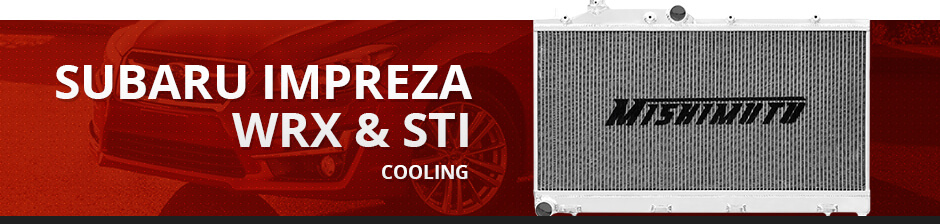 SUBARU IMPREZA WRX & STI COOLING