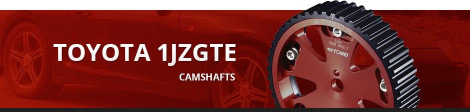 TOYOTA 1JZGTE CAMSHAFTS