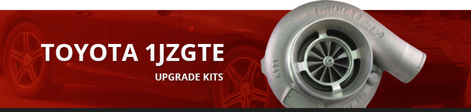 TOYOTA 1JZGTE UPGRADE KITS