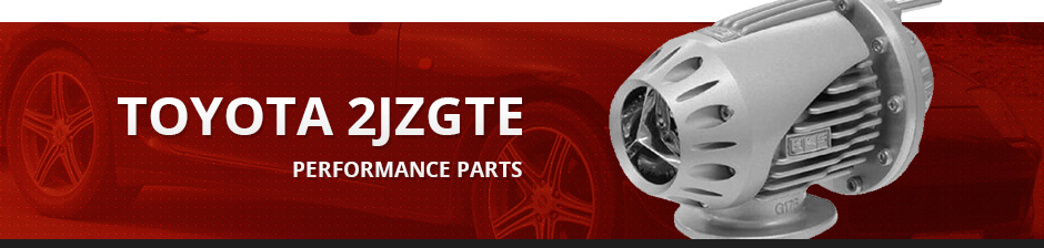 TOYOTA 2JZGTE PERFORMANCE PARTS