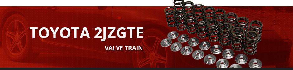 TOYOTA 2JZGTE VALVE TRAIN