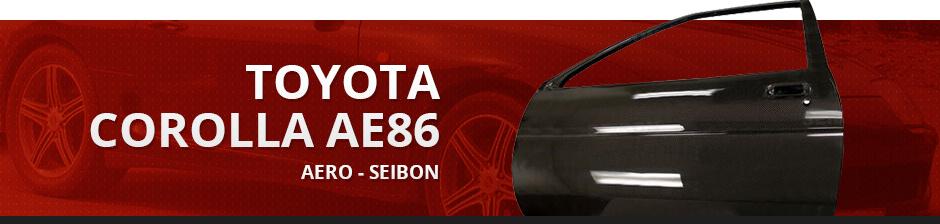 TOYOTA COROLLA AE86 AERO - SEIBON
