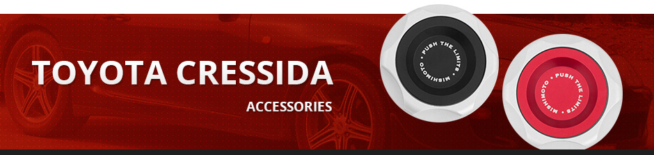 TOYOTA CRESSIDA ACCESSORIES