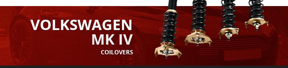 VOLKSWAGEN MK IV COILOVERS
