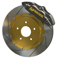 AP Racing 4-Piston Rear Big Brake Kit for Nissan 350Z/G35 Coupe