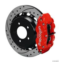 Wilwood Rear 4R Big Brake Kit for Hyundai Genesis Coupe