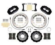 Wilwood Superlite 6R Front Brake Kit for Hyundai Genesis Coupe