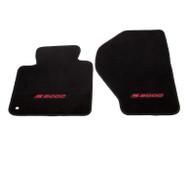 """NRG Floor Mats - Honda S2000 w/ """"S2000"""" logo"""