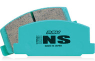 Project Mu Type-NS Front Brake Pads 06-07 350Z / G35