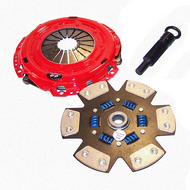 DXD Clutch Kit Stage 2 for Nissan 350Z '06-'08 HR