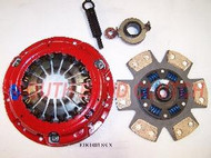 DXD Clutch Kit Stage 4 for Chevy 5.7L
