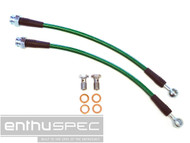 Enthuspec Rear Brake Lines for Nissan 240sx 89-98