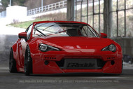Greddy X Rocket Bunny Wide-body Aero Kit - Version 2 for Scion FR-S & Subaru BRZ