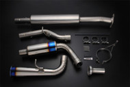 TOMEI Expreme Ti Titanium Exhaust Type-60S for Scion FRS / Subaru BRZ