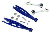 SuperPro Rear Camber Adjustable Lower & Toe Adjustable Control Arms for Scion FR-S & Subaru BRZ