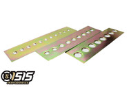 ISIS Performance Universal Steel Gusset Dimple Plates - 42mm Holes