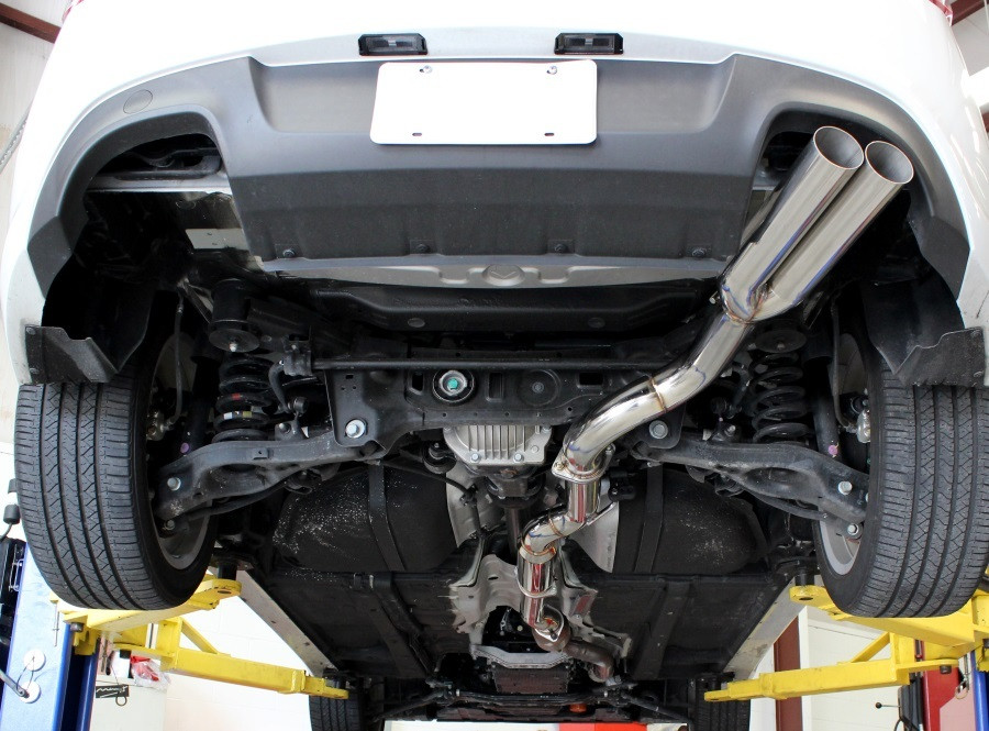 Brand New Exhausts From Isis Performance Gt Single Exits