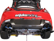 ISR Performance Race Exhaust - Hyundai Genesis Coupe 3.8L V6 09+