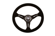 Nardi Rally Line 330mm Deep Corn Suede Wheel