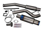 Tomei - Expreme Ti Titanium Muffler For Bnr32 Rb26Dett