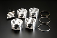 Tomei - Forged Piston Kit 4Ag 81.5Mm