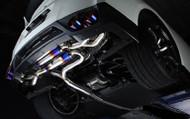 Amuse R1 Titan Extra STTI Exhaust Nissan Skyline R35 GTR 09+