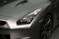 OEM Nissan Clear Front Side Markers - Nissan Skyline GT-R 09+