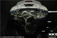 HKS Legamax Premium Exhaust - Nissan GTR