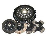 Competition Clutch - Stage 4 - 6 Pad Ceramic - Toyota Corolla 1.6L GTS (to 07/87) and Sport DLX SR5 RWD (From 08/85 to 02/87) 1986-1987