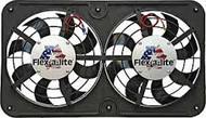 Flex-a-Lite Dual 12in. Electric Fan Kit