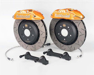 Buddy Club Racing Spec Brake Kit TSX 04-08 Imola Orange (Front)