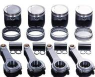 HKS HKS stage 2 forged pistons + rods