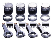 HKS [Nissan Silvia(1989-2002), Nissan 180sx(1991-1999)] HKS Piston and Connecting Rod Kits Forged Piston Kit ONLY; JDM Special Order