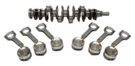HKS Billet crankshaft - VR38DETT - stroke 95.5mm, billet