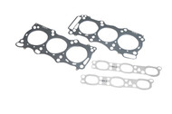 HKS GT-R (R35) Metal Head Gasket Set; Includes: MHG's T=0.8 and exhaust manifold gaskets (2009-2010)