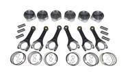 HKS HKS Piston and Connecting Rod Kits Connecting Rod Set ONLY; Step 2; JDM Special Order