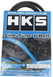 HKS Fine Tune V Belt 4PK1160; More durable, anti-wear & lightweight for various Japanese performance vehicles