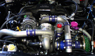 HKS GT Supercharger Pro kit for FR-S / BRZ