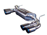 HKS [Subaru Impreza GRF (2008 and up)] HKS Legamax Exhaust; Includes Center Pipe & Bellmouth Downpipe DOES NOT FIT SEDAN