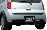 HKS HKS LEGAL EXHAUST Mitsubishi - Colt Ralliart R - Z27AG - Pipe 54mm - Tail 106mm