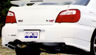 HKS HKS Stainless muffler 01