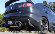 HKS SUPER TURBO MUFFLER CZ4A-EVOX